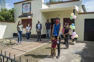 Arroyo Aguiar cuenta con un nuevo Centro de Atención de Niñez y Familia