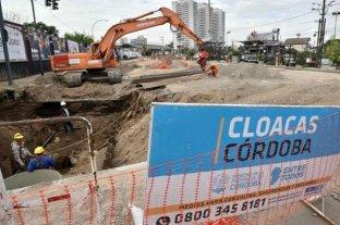 La Nación financiará obras públicas en 38 localidades de la provincia de Córdoba