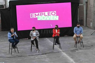 """300 jóvenes de Rafaela iniciaron el programa """"Jóvenes con más y mejor trabajo"""""""