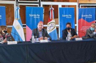 Funes: ejecutarán una obra hídrica clave para el área urbana