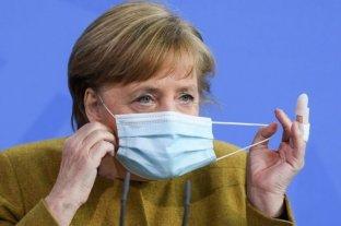 Merkel ve necesario toque de queda para frenar tercera ola