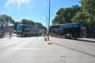 Segundo día de bloqueo a la Terminal: un fiscal inició una investigación penal -