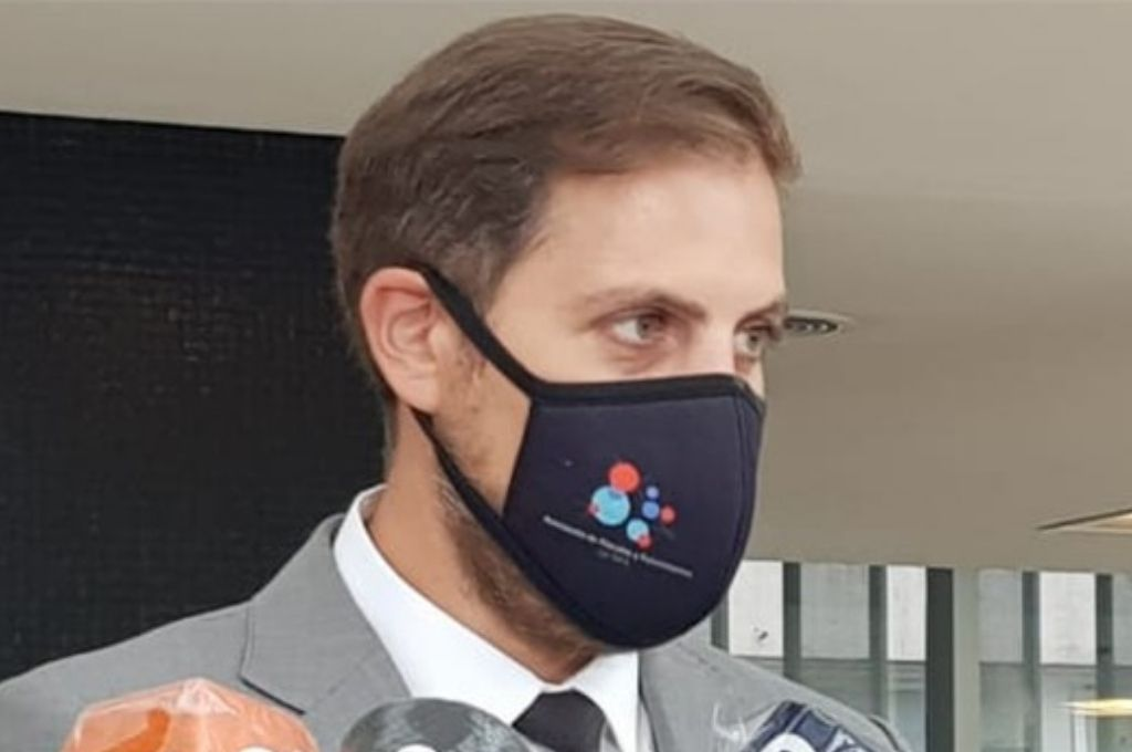 Patricio Saldutti, el fiscal a cargo. Crédito: Gentileza