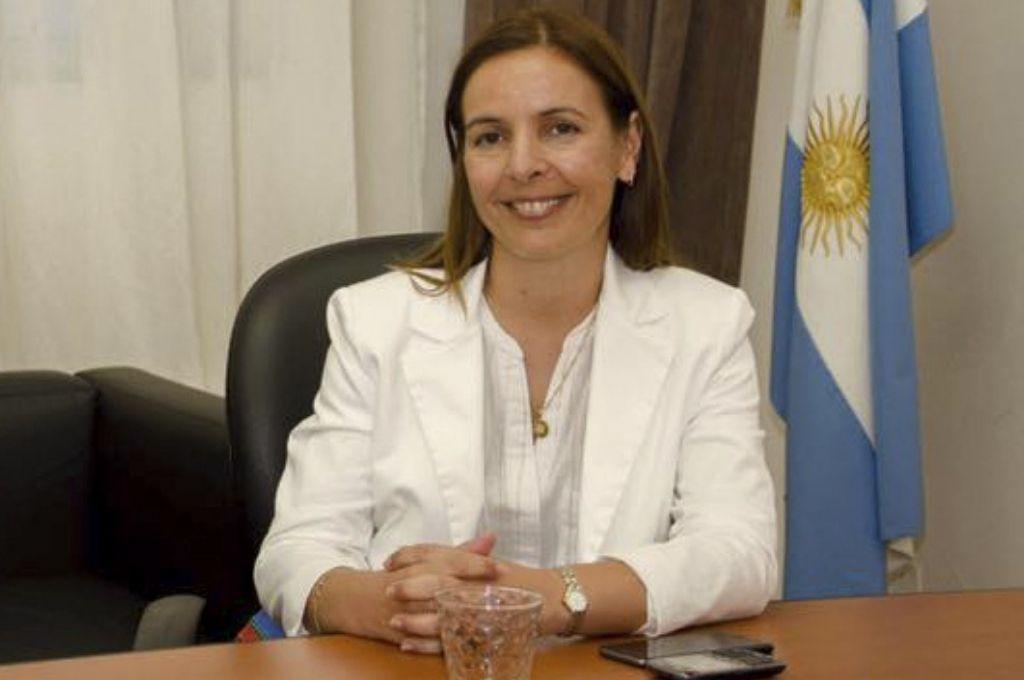 Ingrid Jetter, diputada nacional por Corrientes Crédito: Gentileza