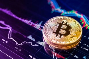 Bitcoin superó los 63.000 dólares y establece un nuevo máximo histórico