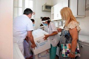 """El sistema de salud de Rafaela está """"trabajando al máximo"""""""