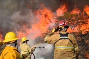Se registra un nuevo foco de incendio en Córdoba