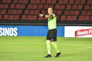 Designaron los árbitros para la décima fecha de la Copa de la Liga Profesional