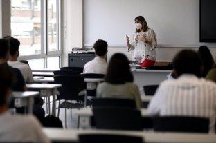 """Hugo Pizzi aseguró que las clases presenciales """"no tienen alto"""" impacto en los contagios"""