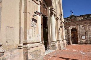 Iglesia de Santo Domingo: urge presentar una cautelar