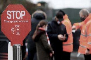 La variante de Kent no aumenta la gravedad de los síntomas del coronavirus