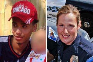 Renunció la agente de policía que mató a Daunte Wright en Minneapolis