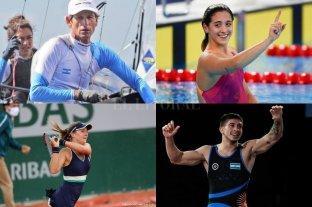 Los argentinos clasificados a 100 días del inicio de los Juegos Olímpicos de Tokio