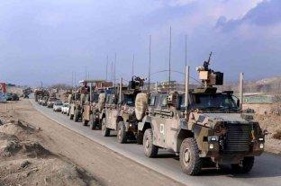 Alemania, Estados Unidos y Reino Unido retirarán tropas de Afganistán