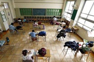 En Buenos Aires algunos gremios docentes paran pidiendo suspender las clases presenciales