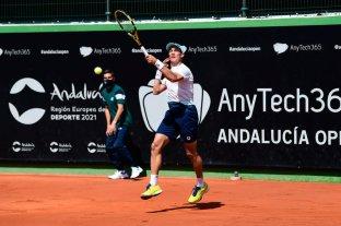 Bagnis y Trungelliti avanzaron en el Challenger de Belgrado