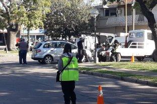 Detuvieron por segunda vez a un auto que trabaja con la app Maxim en la ciudad de Santa Fe -