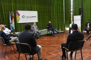 Nuevo diálogo para la instalación de la Escuela de Policía en Rafaela