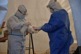 Covid: El hospital Sayago hisopa a escolares derivados por el 0800