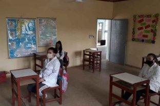 Corrientes: la ministra de Educación confirmó la continuidad de las clases presenciales