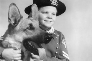 """Murió Lee Aaker, el protagonista de """"Rin Tin Tin"""""""