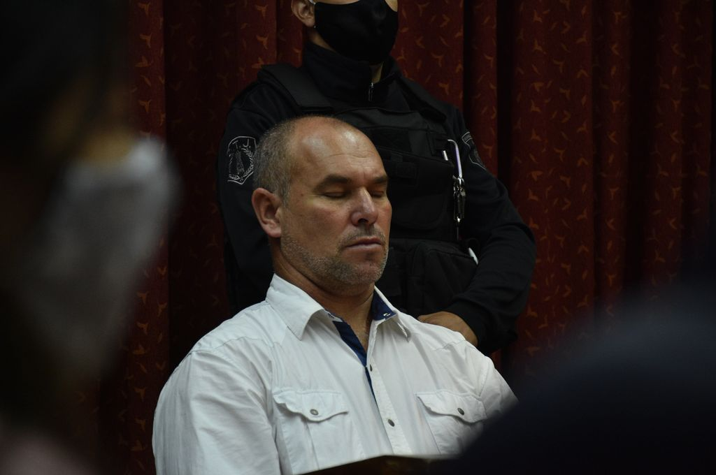 La defensa de Daniel Vasilovski apelará la condena a 25 años de prisión por el doble homicidio de sus vecinos. Crédito: Flavio Raina