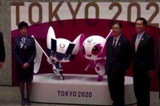 Video: presentaron a las mascotas de los Juegos Olímpicos Tokio 2020