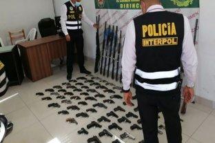 Advierten un crecimiento en el tráfico de armas en Sudamérica