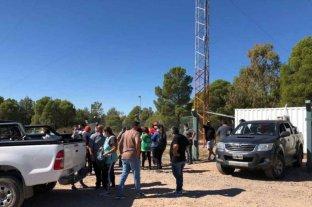 """Patota"" sindical causó destrozos en una planta transmisora de radio en Neuquén"