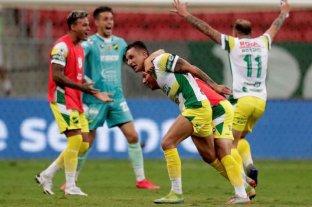 Defensa y Justicia volvió a hacer historia: remontó la serie ante Palmeiras y ganó la Recopa Sudamericana