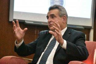 """Agustín Rossi: """"Ni China ni ningún otro país nos ofreció financiar una base naval"""""""
