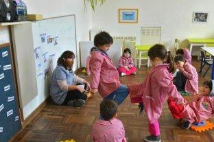 Plantean el regreso de la presencialidad en jardines de infantes de Entre Ríos