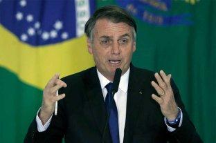 """Bolsonaro insinuó que China creó el coronavirus para lanzar una """"guerra química"""""""