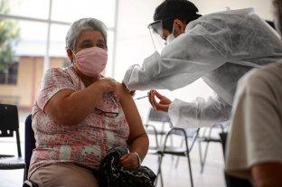 Corrientes aplicó el 72% de las vacunas recibidas contra el coronavirus
