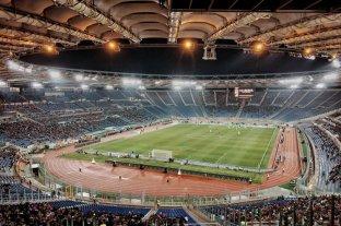 Italia habilitó el público en los estadios para la Eurocopa