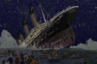 A 109 años del hundimiento del Titanic, el barco más majestuoso del mundo