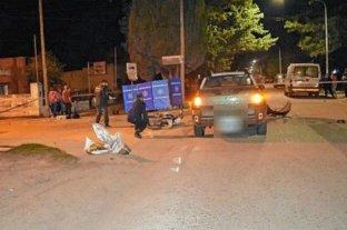 Un policía de Entre Ríos murió tras chocar a bordo de su moto
