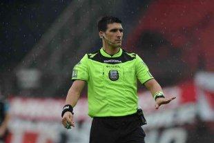 Cambio de árbitro para Unión