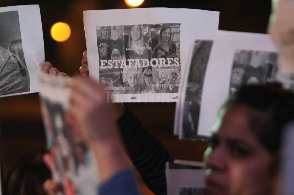 El caso surgió a la luz pública el 2 de enero de 2017, cuando un contingente de 68 personas no pudo abordar el avión a Cancún y Playa del Carmen. Crédito: Archivo El Litoral / Pablo Aguirre