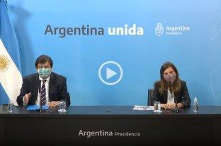 Moroni y Raverta explicaron el alcance del nuevo bono de 15 mil pesos a los sectores vulnerables