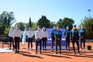 Podoroska abre la serie de la Copa Billie Jean King