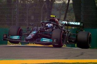 Fórmula Uno: Bottas manda en los primeros entrenamientos libres