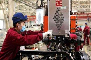 China registró un crecimiento récord del 18,3 % en el primer trimestre del año