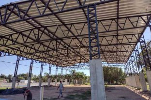 En agosto se habilitaría el Polideportivo de San Agustín