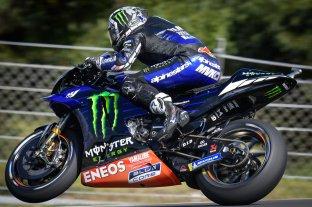 MotoGP: Viñales lidera la primera sesión de libres