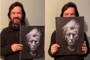 El caricaturista santafesino que triunfa en España
