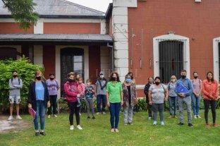 Firman convenio por refuerzo alimentario en Reconquista e Ingeniero Chanourdie
