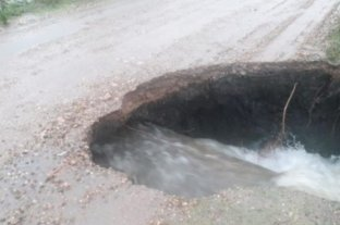 La Bolsa de Cereales de Entre Ríos solicitó que se reparen rutas y caminos
