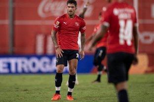 Independiente: Adrián Arregui  dio positivo de coronavirus