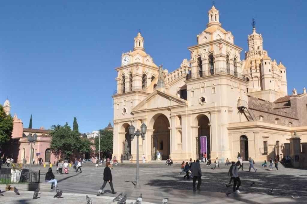 Iglesia Catedral de Córdoba. Crédito: Gentileza